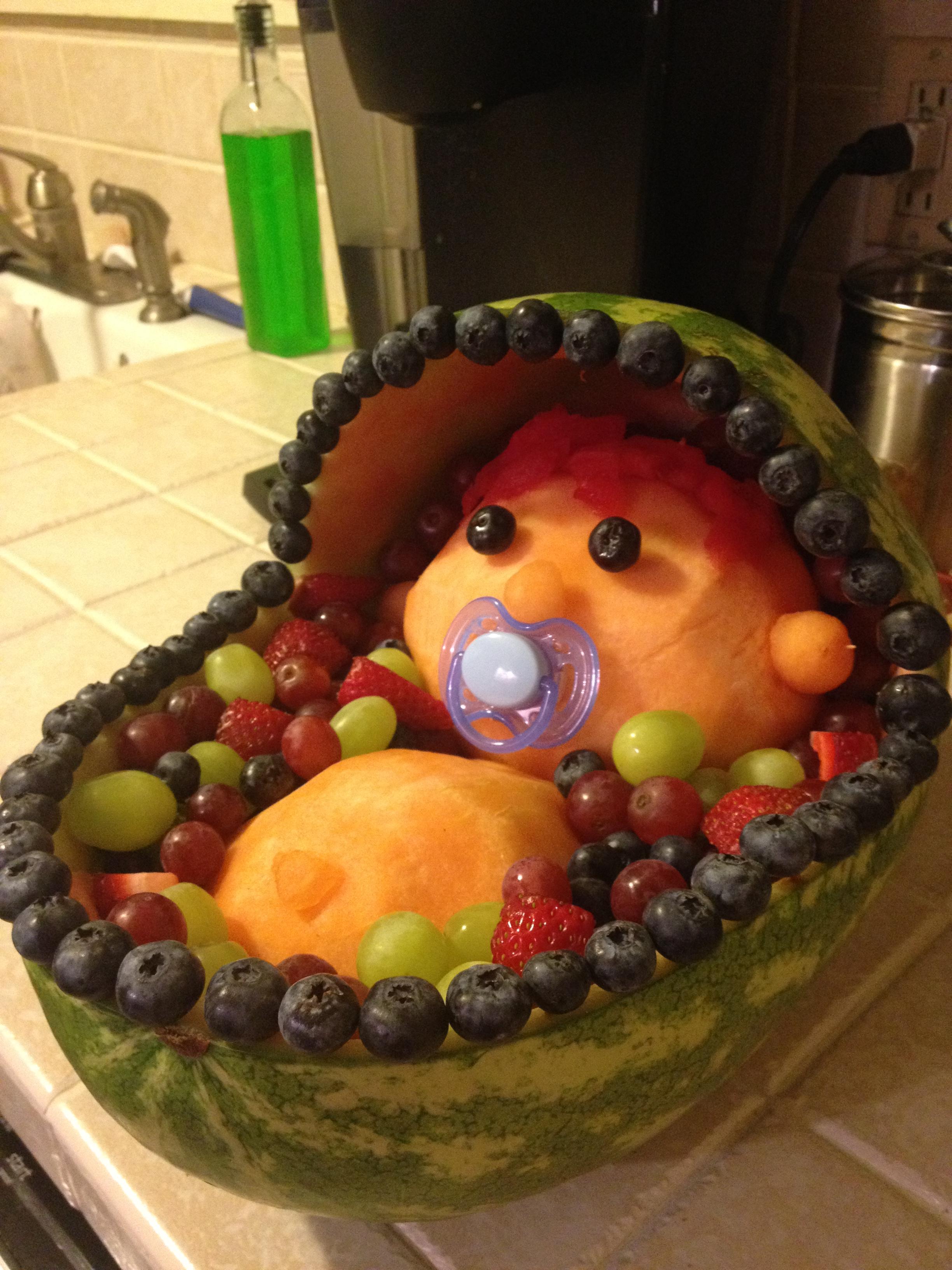 Baby shower fruit ideas Lookup BeforeBuying